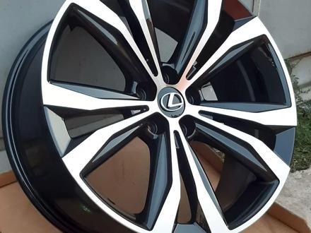 Диски Lexus RX за 248 000 тг. в Алматы – фото 2