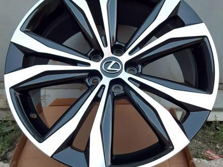 Диски Lexus RX за 248 000 тг. в Алматы – фото 5