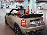 Mini Cabrio 2019 года за 16 500 000 тг. в Алматы – фото 3