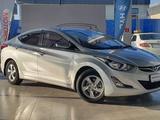 Hyundai Elantra 2015 года за 6 220 000 тг. в Атырау