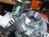 Турбина на митсубиси паджеро делика 4м40 объемом 2.8 за 85 000 тг. в Кокшетау