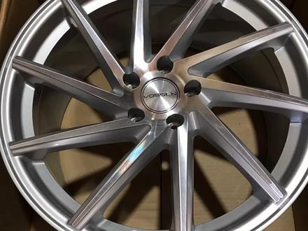 Новые диски/Vossen Авто диски на Mercedes r18-20 за 200 000 тг. в Алматы – фото 5