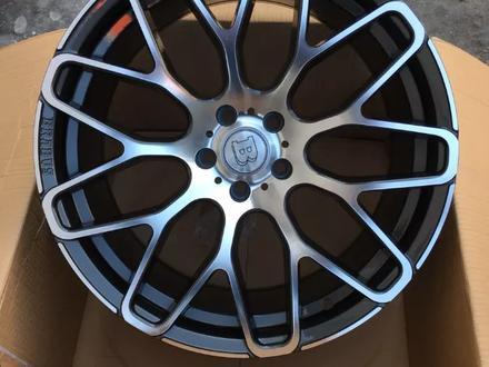 Новые диски/Vossen Авто диски на Mercedes r18-20 за 200 000 тг. в Алматы – фото 4