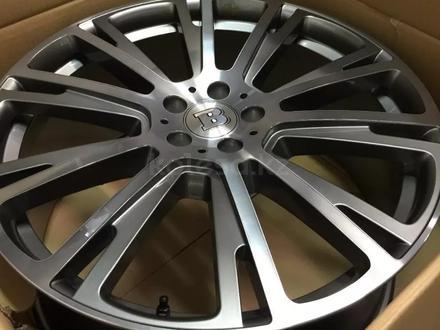 Новые диски/Vossen Авто диски на Mercedes r18-20 за 200 000 тг. в Алматы – фото 3