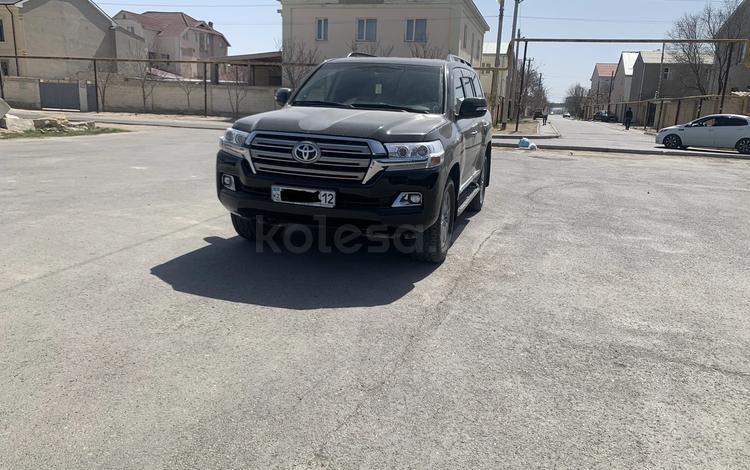 Toyota Land Cruiser 2019 года за 40 000 000 тг. в Актау