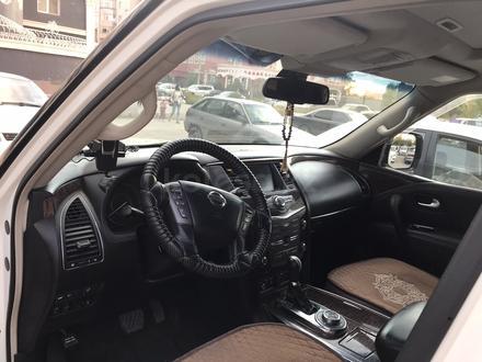 Nissan Patrol 2012 года за 11 900 000 тг. в Актобе – фото 3