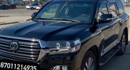 Toyota Land Cruiser 2017 года за 38 000 000 тг. в Нур-Султан (Астана)