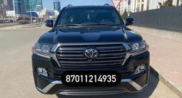 Toyota Land Cruiser 2017 года за 38 000 000 тг. в Нур-Султан (Астана) – фото 2