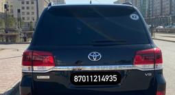 Toyota Land Cruiser 2017 года за 38 000 000 тг. в Нур-Султан (Астана) – фото 4