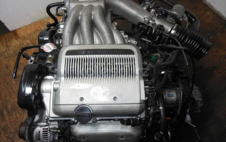 Двигатель на camry десятка 3L 3vz за 340 000 тг. в Алматы