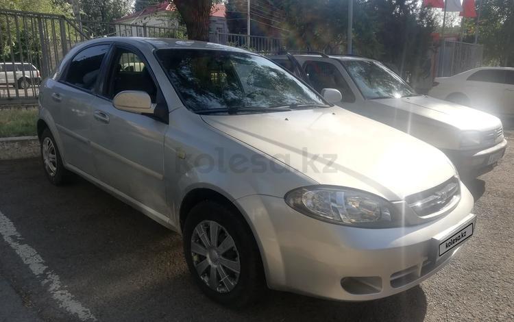 Chevrolet Lacetti 2008 года за 1 950 000 тг. в Алматы