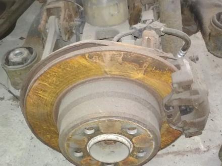 Ступица (кулак цапфа) задний на BMW X5 E53 3.0об за 15 000 тг. в Алматы