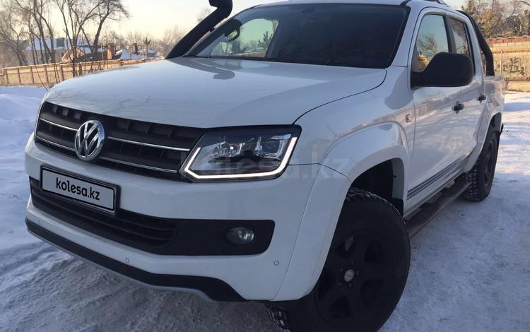 Volkswagen Amarok 2014 года за 11 500 000 тг. в Алматы