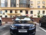 Lexus GS 450h 2008 года за 5 600 000 тг. в Алматы – фото 3