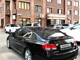 Lexus GS 450h 2008 года за 5 600 000 тг. в Алматы – фото 4