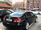 Lexus GS 450h 2008 года за 5 600 000 тг. в Алматы – фото 5