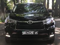 Toyota Highlander 2014 года за 15 400 000 тг. в Алматы