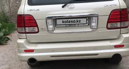 Lexus LX 470 2003 года за 6 800 000 тг. в Алматы – фото 4