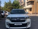 Toyota Land Cruiser 2021 года за 37 500 000 тг. в Алматы – фото 2