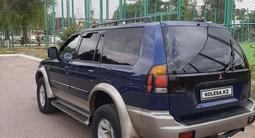 Mitsubishi Montero Sport 2001 года за 3 700 000 тг. в Тараз – фото 3