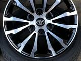 Диски R17 Toyota Land Cruiser Prado за 155 000 тг. в Алматы – фото 3