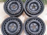 Штампы, диски R15 5X114.3 Корея оригинал за 34 999 тг. в Шымкент