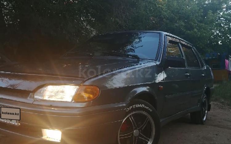 ВАЗ (Lada) 2115 (седан) 2012 года за 1 400 000 тг. в Актобе