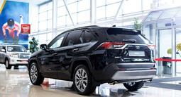 Toyota RAV 4 Luxe 2.5 2021 года за 20 630 000 тг. в Алматы – фото 5