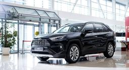 Toyota RAV 4 Luxe 2.5 2021 года за 20 630 000 тг. в Алматы – фото 2