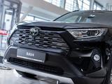 Toyota RAV 4 Luxe 2.5 2021 года за 21 020 000 тг. в Алматы – фото 3