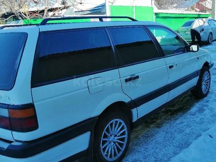 Volkswagen Passat 1990 года за 1 300 000 тг. в Ленгер – фото 2