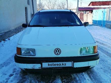 Volkswagen Passat 1990 года за 1 300 000 тг. в Ленгер – фото 5