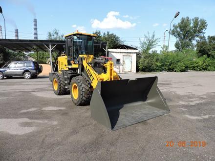 XCMG  Фронтальный Погрузчик 1,2куб 2,5тон 933 2020 года за 7 990 000 тг. в Алматы – фото 33