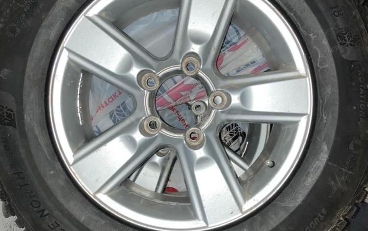 Комплект баллонов на Land Cruiser 200 michelen размер: 285/60 R18 за 400 000 тг. в Нур-Султан (Астана)