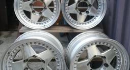 Кованые разборные японские диски lodio drive за 175 000 тг. в Алматы