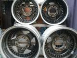 Кованые разборные японские диски lodio drive за 175 000 тг. в Алматы – фото 2