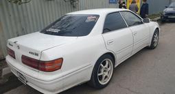 Toyota Mark II 1997 года за 2 600 000 тг. в Алматы – фото 4