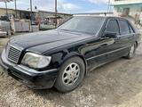 Mercedes-Benz S 600 1998 года за 4 000 000 тг. в Атырау