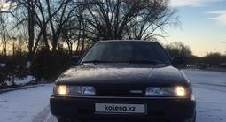 Mazda 626 1991 года за 1 350 000 тг. в Алматы – фото 2