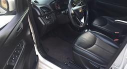 Chevrolet Spark 2016 года за 3 300 000 тг. в Шымкент – фото 4