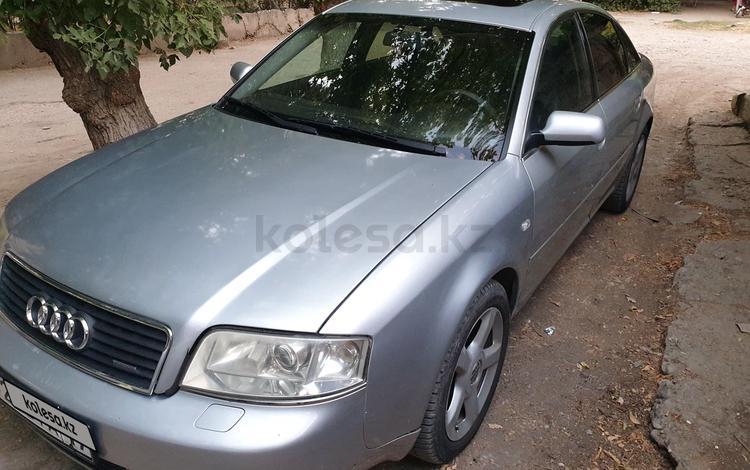 Audi A6 2001 года за 1 700 000 тг. в Шымкент