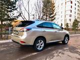 Lexus RX 350 2011 года за 11 500 000 тг. в Нур-Султан (Астана) – фото 2