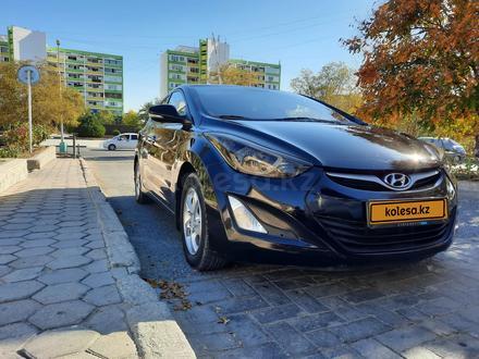 Hyundai Elantra 2014 года за 5 600 000 тг. в Актау