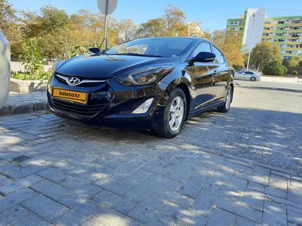 Hyundai Elantra 2014 года за 5 600 000 тг. в Актау – фото 2