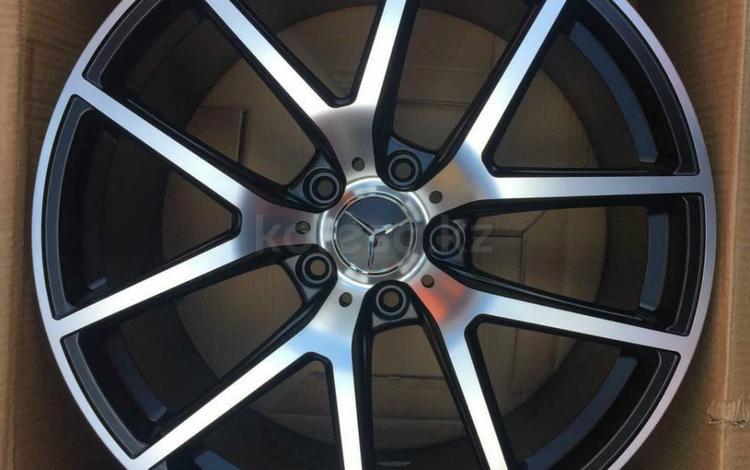 Новые диски/AMG Авто диски на Mercedes Geländewagen R21 за 440 000 тг. в Алматы