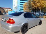 BMW 325 2002 года за 3 950 000 тг. в Караганда – фото 4