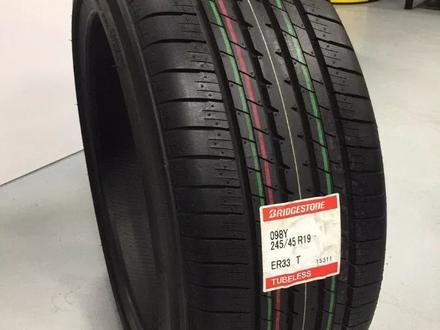 Bridgestone Turanza ER33 245/45 r19 за 76 300 тг. в Алматы
