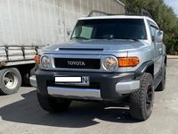 Toyota FJ Cruiser 2007 года за 11 200 000 тг. в Алматы