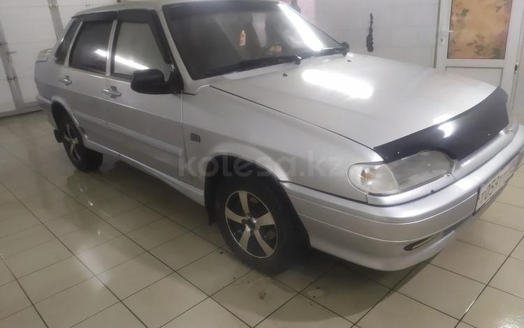 ВАЗ (Lada) 2115 (седан) 2008 года за 870 000 тг. в Костанай