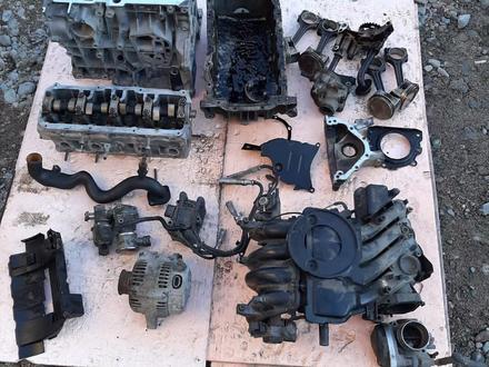 Двигатель Шкода Октавия за 90 000 тг. в Алматы – фото 5